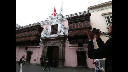 Nombran a embajadores del Perú en Turquía, Tailandia y Marruecos