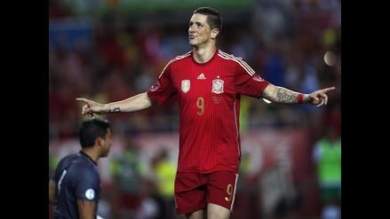 Fernando Torres jugará en el AC Milan en calidad de préstamo