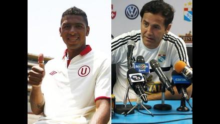 Sporting Cristal: Daniel Ahmed se pronunció sobre caso Alexi Gómez