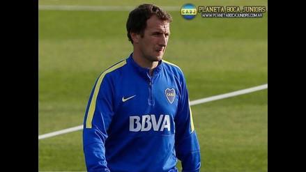 Rodolfo Arruabarrena: Estoy con ganas de trabajar y amo a Boca Juniors