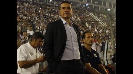 Guillermo Sanguinetti: El equipo no jugó con la mejor disposición