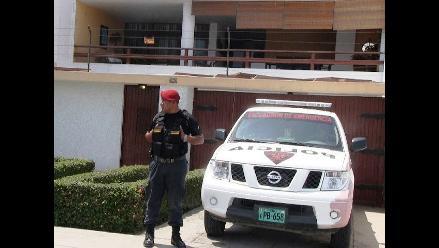 Huanchaco: resguardan local donde se decomisó 7.5 toneladas de droga