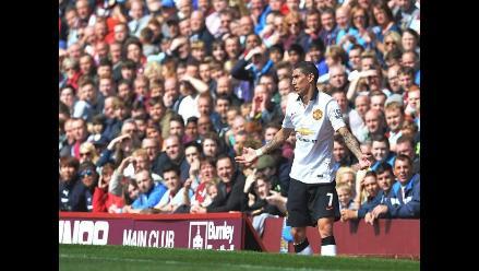 Manchester United hizo debutar a Di María, pero no pudo ganar en la Premier