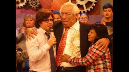 Fábrica de Sueños ayuda con recuperación de actor Guillermo Campos