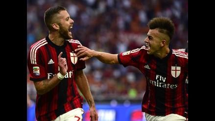AC Milan venció 3-1 a Lazio e ilusiona a su hinchada en la Serie A