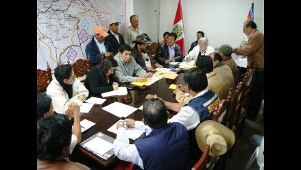 Mesa anticorrupción tendrá informes sobre situación en Áncash