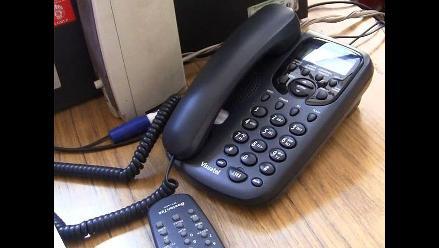 Osiptel anuncia nueva reducción de tarifas de telefonía