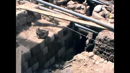 Cerrarán vías con hallazgos incas en Cusco