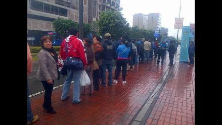 Transportistas del Callao anuncian denuncia contra municipio de Lima