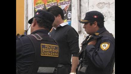 La Libertad: personal de seguridad ciudadana hará plantón por deudas