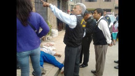Arequipa: a pedradas matan a joven en Miraflores