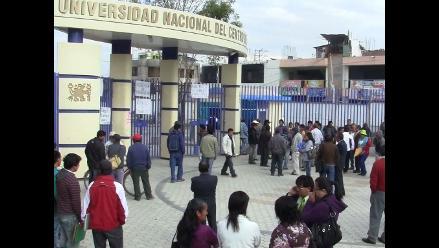 Huancayo: denuncian demoras en adecuación de UNCP a ley universitaria
