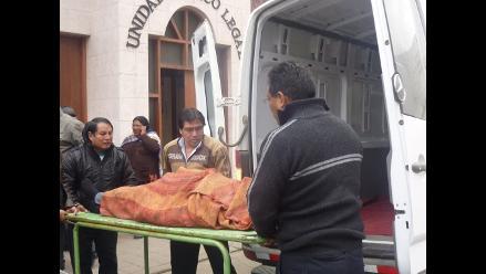 La Oroya: anciano muere asfixiado mientras cenaba