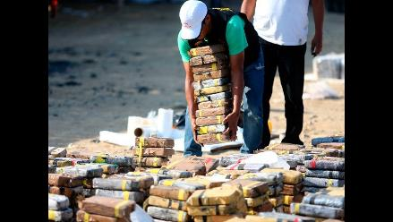 Fiscales de Lima investigarán a los 8 detenidos por droga en Huanchaco