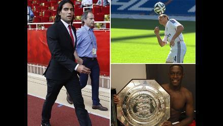 Repasa los últimos fichajes que se concretaron en el fútbol europeo