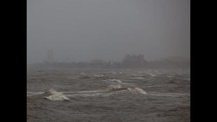 Tormenta tropical Dolly avanza hacia la costa este de México