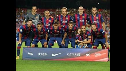 Barcelona: Así quedó conformada la plantilla para la temporada 2014-2015