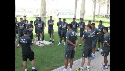 Selección peruana: Así trabajó el equipo de Pablo Bengoechea en Dubai