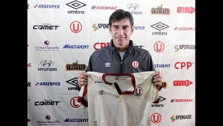 Óscar Ibáñez: La historia de Universitario nos obliga a pelear el Clausura