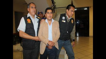 Chiclayo: Sala se reserva fallo sobre libertad para alcalde de Pomalca
