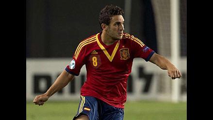 Koke hereda el 8 de Xavi Hernández en la selección española