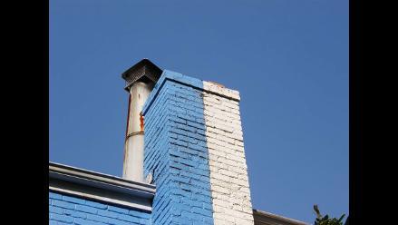Ladrón murió atrapado en chimenea de casa en Argentina