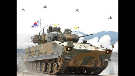 Corea del Sur y EEUU crean una división para operaciones de guerra