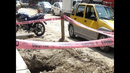 Chiclayo: preparan debate para tratar corrupción en obras públicas