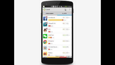 Estar: La última aplicación en Android para ahorrar batería