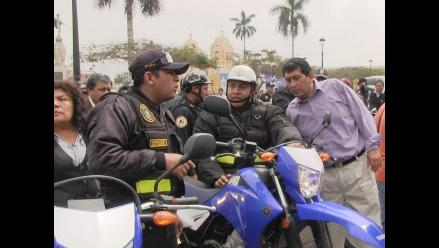 Trujillo: Anuncian instalación de cámaras de vigilancia en Moche