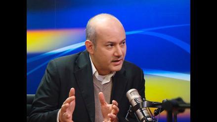 Sergio Tejada tras fallo a favor de Alan García: Hay conflicto de poderes