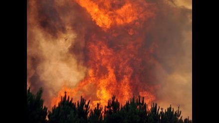 Abancay: nuevo incendio forestal se registra en el distrito de Curahuasi