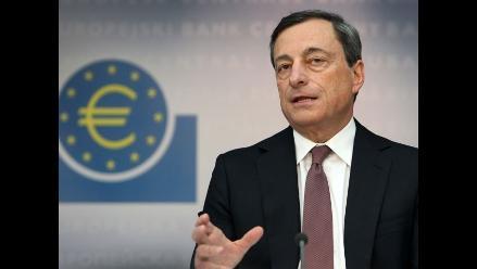 BCE reduce tasas de interés a mínimos e inyecta dinero