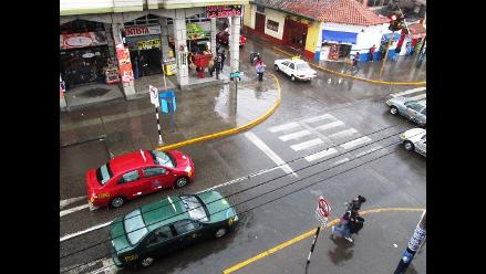 Huancayo: Senamhi pronostica días nublados y lluvias para hoy y mañana