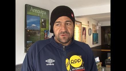 Sergio ´Checho´ Ibarra confirmó que jugará el Torneo Clausura por San Simón