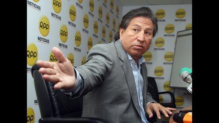 Perú Posible: Toledo tiene la conciencia tranquila en caso Ecoteva
