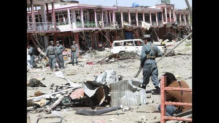 Afganistán: 33 Muertos y 147 heridos en ataque insurgente