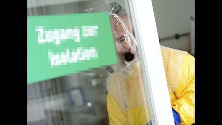 Ébola: OMS estudia 8 tratamientos y 2 vacunas experimentales