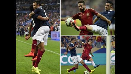 Revive la caída de España ante Francia en amistoso de Fecha FIFA