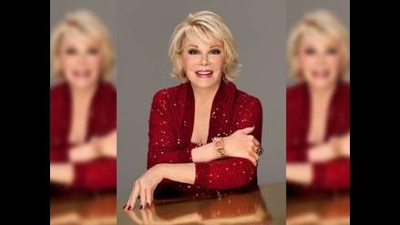 Joan Rivers: Famosos se despiden de la conductora de televisión