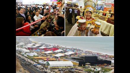 Feria Mistura comienza en Lima con 300 productores y 192 puestos de comida