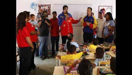 Maduro defiende el