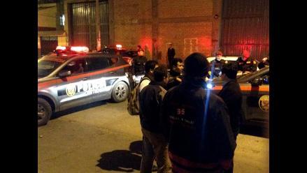 Breña: Detienen a delincuentes que intentaron asaltar local de autopartes