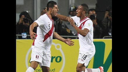Perú vs. Irak: Selección de Bengoechea gana con goles de Callens y Zambrano