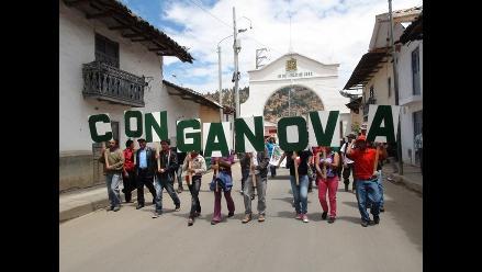 Cajamarca: universitarios convocan a marcha por libertad de Santos