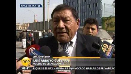 Piden citar a exfuncionarios de César Álvarez en caso ´La Centralita´
