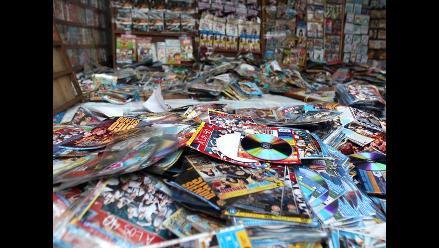 Sancionarán con más de S/.600 mil piratería de películas nacionales