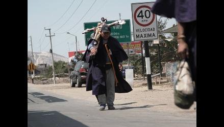 Cautivos de una fe indesmayable rumbo a Ayabaca