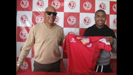 Juan Aurich: Mosquera presentó a Jorge Bazán como refuerzo para el Clausura
