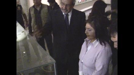 Lambayeque: inauguran museo Túcume con presencia de Premier Ana Jara